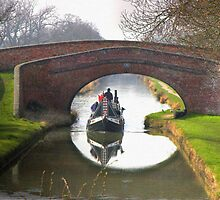 Bridge 95 - Braunston by SimplyScene