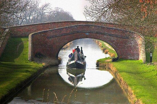 Bridge 95 - Braunston by SimplyScene