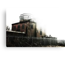 Abandoned Radio Tower Canvas Print