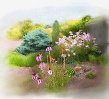 Garden by Lucy Menshov