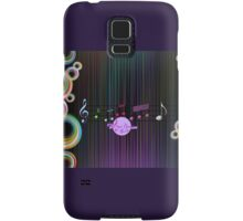 MoonDreams Music Abstract Color   Samsung Galaxy Case/Skin