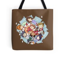 Sleepy Pack Tote Bag