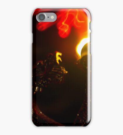 Lightwriting - Dragon iPhone Case/Skin
