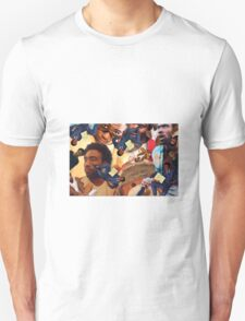Childish Gambino pattern  Unisex T-Shirt