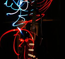 Lightwriting - Guitar by Jascanity