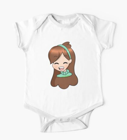 Mabel Pines One Piece - Short Sleeve