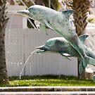 Fountain Grace by Donna Adamski
