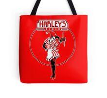 Eat at harleys  Tote Bag