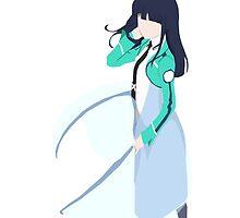 Miyuki by drawingdream