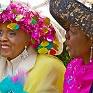 """""""...You'll be the grandest lady in the Easter Parade..."""" by Sassafras"""