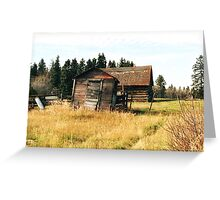 Once upon a time . . .  Greeting Card