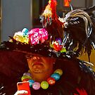 """Easter Parade series:  """" In your Easter bonnet..."""" by Sassafras"""