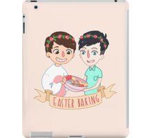 Easter Baking  iPad Case/Skin