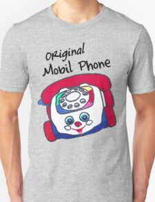 Original Mobil Phone T-Shirt
