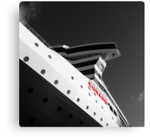 QUEEN MARY II Canvas Print