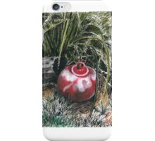A Potter's Garden (No.8) iPhone Case/Skin