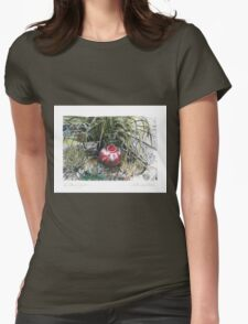 A Potter's Garden (No.8) Womens Fitted T-Shirt