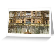 Hatley Castle, Victoria BC Greeting Card