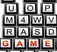 gamer Sticker