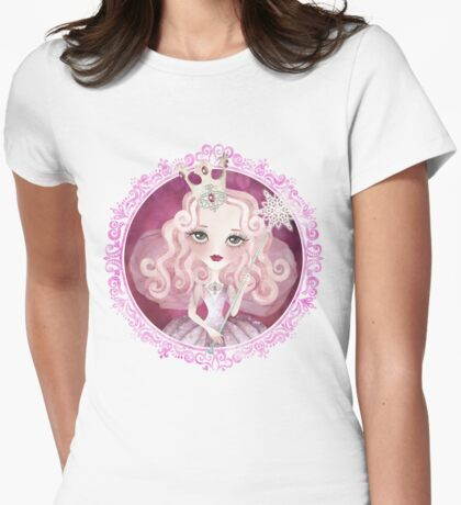 The Good Witch Womens Fitted T-Shirt