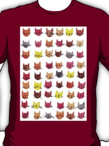 Happy kitty sad kitty T-Shirt