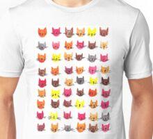 Happy kitty sad kitty Unisex T-Shirt