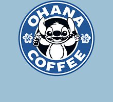 Ohana Coffee - Blue Version Unisex T-Shirt