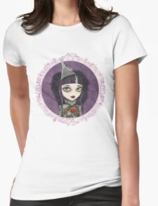Tin Girl Womens Fitted T-Shirt