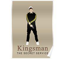 Kingsman - Eggsy Poster