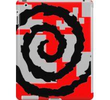 Inferno Spiral iPad Case/Skin