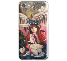 S E A S O N  G R E E T I N G S iPhone Case/Skin