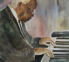 Piano Jazz by arline wagner
