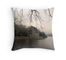GOUGANE BARRA Throw Pillow