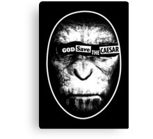 God Save the Caesar Canvas Print