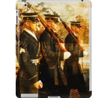 Tribute to the Fallen iPad Case/Skin