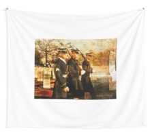 Tribute to the Fallen Wall Tapestry