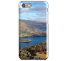 Grasmere & Rydal Water iPhone Case/Skin