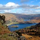 Grasmere & Rydal Water by mikebov