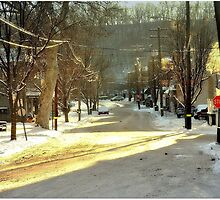 A Pennsylvania Winter by SabineA