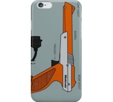 Nes Zapper Shoot them! iPhone Case/Skin
