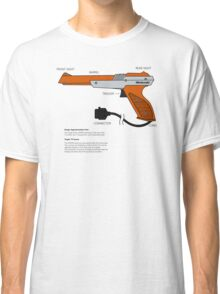 Nes Zapper Shoot them! Classic T-Shirt
