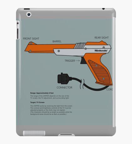 Nes Zapper Shoot them! iPad Case/Skin