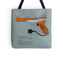 Nes Zapper Shoot them! Tote Bag