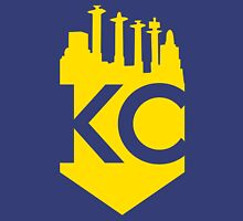 KC Skyline Crown Unisex T-Shirt