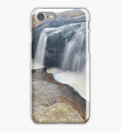 Dartmoor: East Dart Falls iPhone Case/Skin