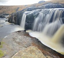 Dartmoor: East Dart Falls by Rob Parsons