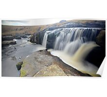 Dartmoor: East Dart Falls Poster