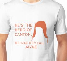 Hero of Canton Unisex T-Shirt