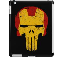 Iron Punisher iPad Case/Skin