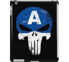 Captain Punisher iPad Case/Skin